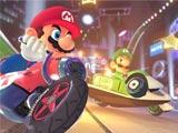 Супер Марио мотогонка