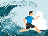 Побег от цунами