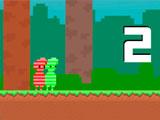 Красный и зеленый 2: конфетный лес
