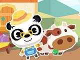 Доктор Панда на ферме