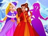 Принцессы: Зимняя страна чудес
