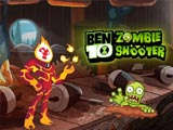 Бен 10 Зомби шутер