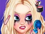 От грязного к классному: макияж принцессы