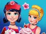 Доставка сладостей для принцесс