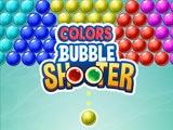 Стрелок цветными пузырями