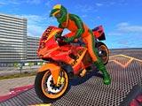Симулятор вождения мотоцикла 3D