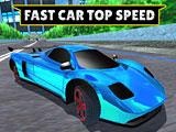 Скоростной автомобиль